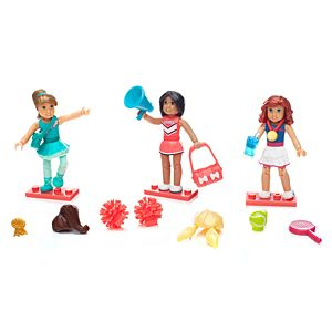 Mega Construx American Girl: Sporty Style Collection
