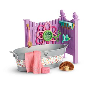 Playful Garden Washtub Set