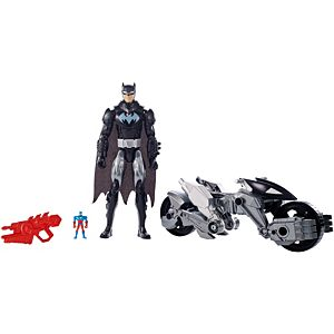 Justice League Action Batman™ & Batcycle™