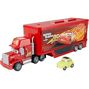 Disney•Pixar Cars 3 Travel Time Mack Playset