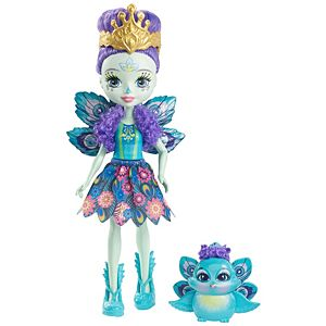 Enchantimals™ Patter Peacock™ Doll