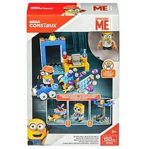 Mega Construx Despicable Me Minons Free Form Building Set
