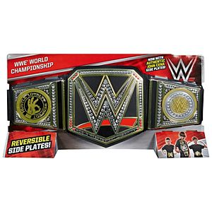 WWE® World Heavyweight Championship