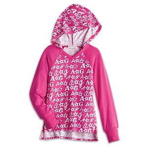 V-Neck Hoodie for Girls