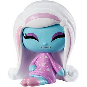 Monster High® Minis Sleepover Abby Figure