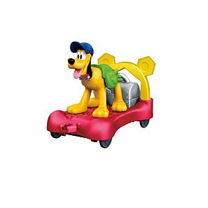 Disney Mickey and the Roadster Racers Garage Helper Pluto