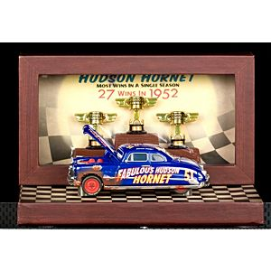 Disney•Pixar Cars Precision Series Die-Cast Dirt Track Fabulous Hudson Hornet Vehicle