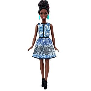 Barbie Fashionistas Doll - Blue Brocade
