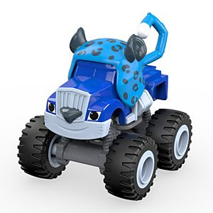 Blaze and the Monster Machines™  Cheetah Crusher