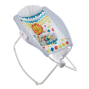 Colorful Carnival Rock 'N Play™ Sleeper
