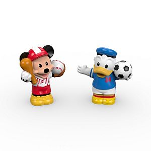 Magic of Disney Mickey & Donald All-Stars™ by Little People®