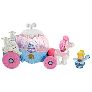 Disney Princess Cinderella's Lights & Sounds Carriage by Little People®