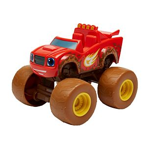 Nickelodeon™ Blaze and the Monster Machines™ Talking Mud Fest Blaze