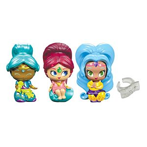 Shimmer and Shine™ Teenie Genies™ Magic Carpet™ Ring Pack #2