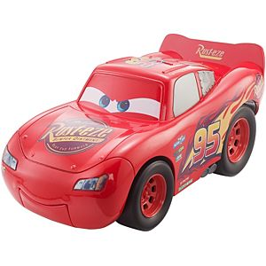Disney•Pixar Cars 3 Funny Talkers Lightning McQueen Vehicle