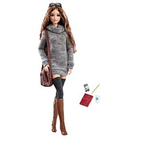 #TheBarbieLook™ Barbie® Doll – City Chic Style