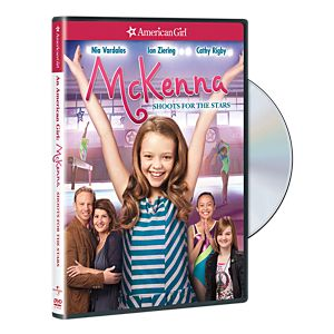 McKenna Shoots for the Stars DVD