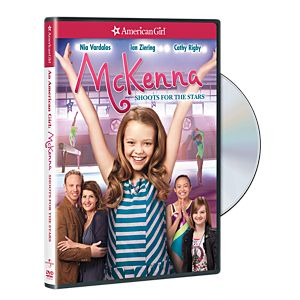 McKenna Shoots for the Stars Two-Disc Blu-ray/DVD Combo Pack