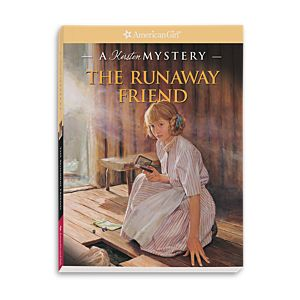 The Runaway Friend: A Kirsten Mystery - Paperback