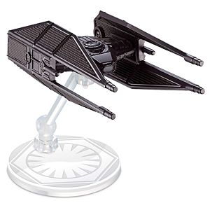 Hot Wheels® Star Wars™ Kylo Ren's TIE Silencer™ Vehicle