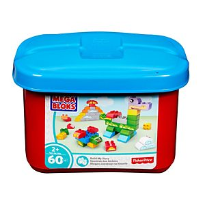 Mega Bloks® Build-A-Story Small Tub, Classic