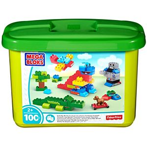 Mega Bloks Build-A-Story Tub