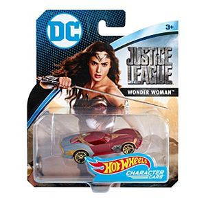 Hot Wheels® DC™ Justice League™ Wonder Woman™ Vehicle