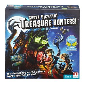 Ghost Fightin' Treasure Hunters™
