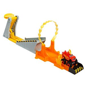 Blaze and the Monster Machines™ Blazing Stunts Track Set