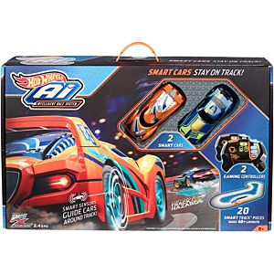 hot wheels ai intelligent race system
