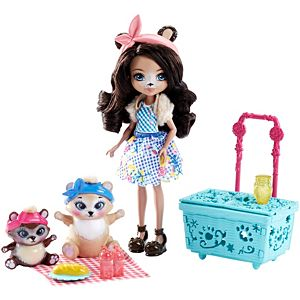 Enchantimals™ Paws for a Picnic Doll Set