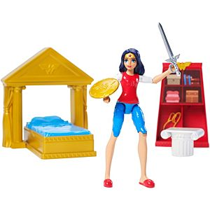 DC Super Hero Girls™ Wonder Woman™ Bedroom Set