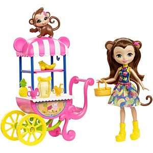 Enchantimals™ Fruit Cart Doll Set