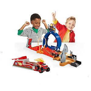 Ultimate Blaze and the Monster Machines Gift Set
