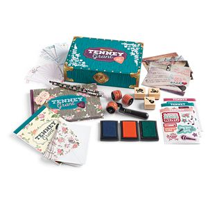 Tenney's Journal Kit for Girls