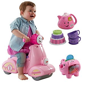 Laugh & Learn Smart Stages Gift Set (Pink)
