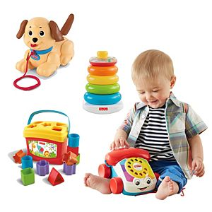 Classic Fisher Price Gift Set
