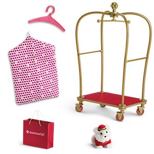 AG Grand Hotel Luggage Cart