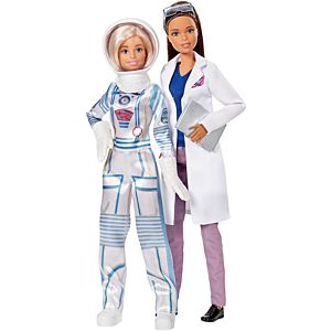 Barbie® Astronaut & Space Scientist Dolls
