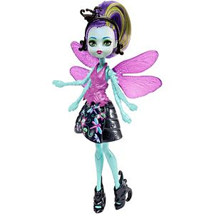 Monster High® Garden Ghouls™ Winged Critters Wingrid™ Doll