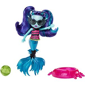 Monster High® Monster Family Ebbie Blue™Doll