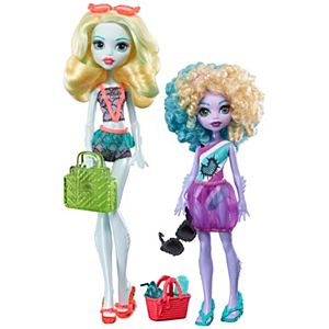 Monster High® Monster Family Dolls 2-Pack