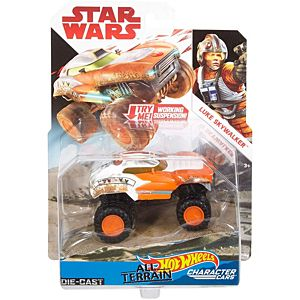 Hot Wheels® Star Wars™ All-Terrain Luke Skywalker™ Vehicle