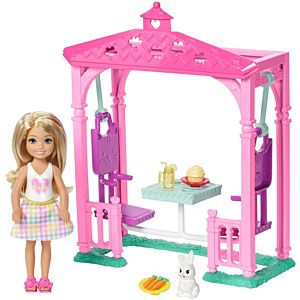 Barbie® Club Chelsea™ Doll and Pet Picnic