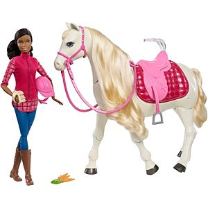 Barbie® and her DreamHorse