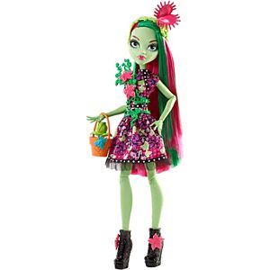 Monster High® Party Ghouls™ Venus Mcflytrap® Doll