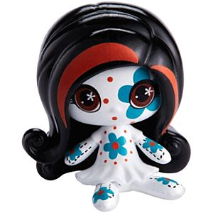 Monster High® Minis Pattern Ghoul Skelita Figure