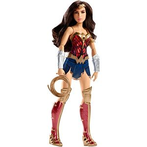 Battle-Ready Wonder Woman™ Doll