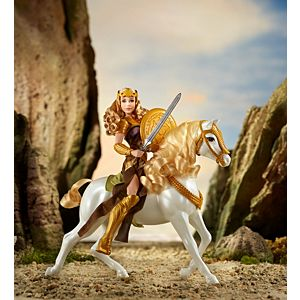 Image result for wonder woman hippolyta barbie doll and horse