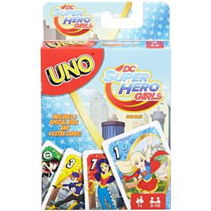 UNO® DC Super Hero Girls™
